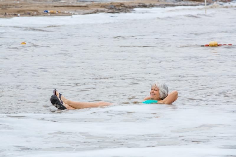 Nancy Franske Dead Sea